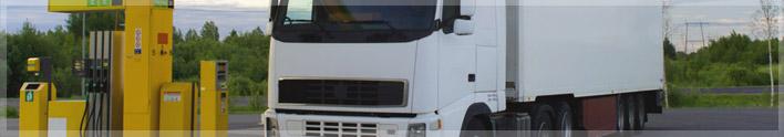 Monitoring GPS samochodów ciężarowych